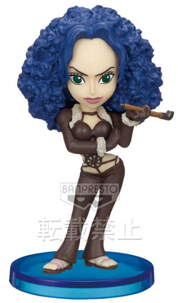 main photo of One Piece World Collectable Figure Vol. 16: Miss Doublefinger