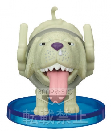 main photo of One Piece World Collectable Figure Vol. 16: Lassou