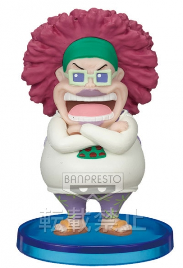 main photo of One Piece World Collectable Figure Vol. 16: Miss Merry Christmas