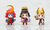 photo of Nendoroid PLUS: Lucky Star Cosplay Charm Series 2: Hiiragi Tsukasa Kinki Ver.