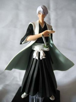 main photo of Bleach Characters 3: Ichimaru Gin