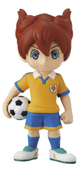 main photo of Inazuma Eleven Go Figure Collection DX: Matsukaze Tenma