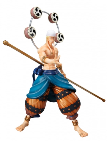 main photo of Portrait Of Pirates DX God Enel
