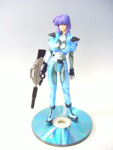 main photo of Kusanagi Motoko