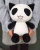 photo of Panda-neko Plush