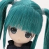 PureNeemo: Chiika SWEET PUNK GIRLS! Summer Limited '09 Aqua Green