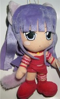 main photo of Battle Costume Plush: Fujiwara Zakuro