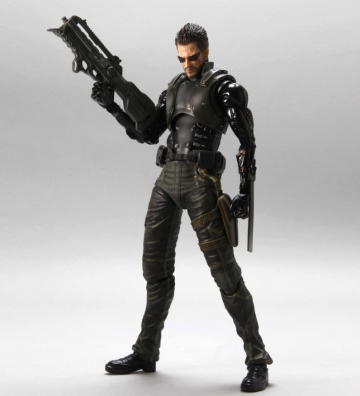 main photo of Play Arts KAI Adam Jensen