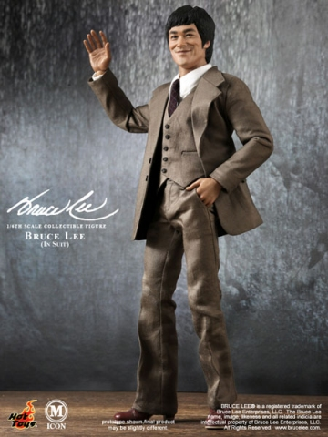 main photo of Bruce Lee Collectible Figure Suit Ver.