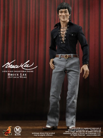 main photo of Bruce Lee Collectible Figure Casual Wear Ver.