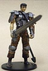 main photo of Berserk Mini Figure Vol. 5: Guts