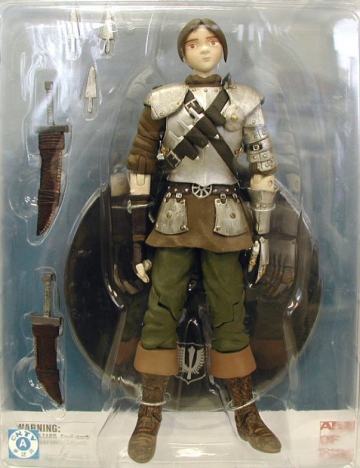 main photo of Judeau Hawk Soldiers Action Figure