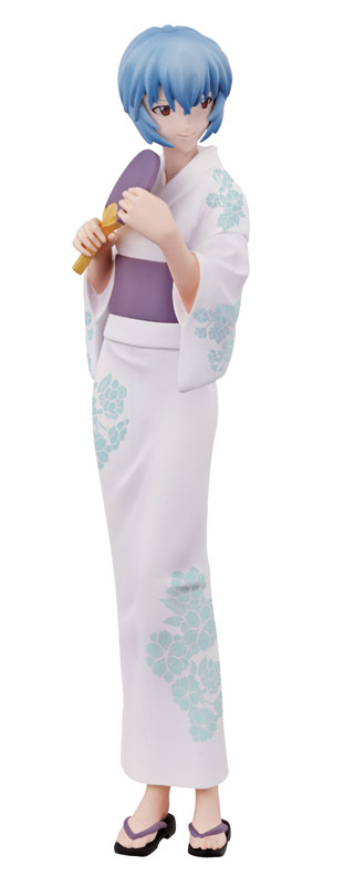 main photo of Evangelion PORTRAITS 10: Rei Yukata Ver.