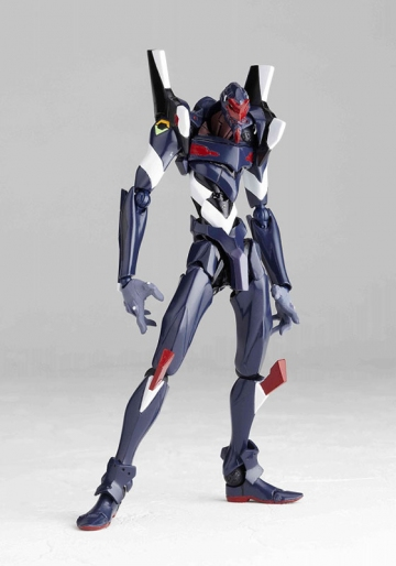 main photo of Revoltech Yamaguchi Series No.106 Evangelion Evolution EVA-03