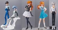 photo of Evangelion PORTRAITS 9: Asuka Langley School Uniform Ver.