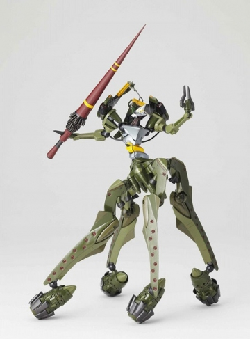 main photo of Revoltech Yamaguchi Series No.077 Provisional Unit EVA-05 Movie Color Edition