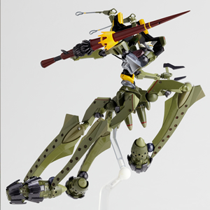 main photo of Revoltech Yamaguchi Series No.112 Evangelion Evolution EVA-05