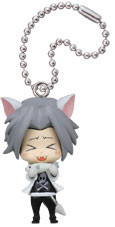 main photo of Mascot Keychain Part.2: Gokudera