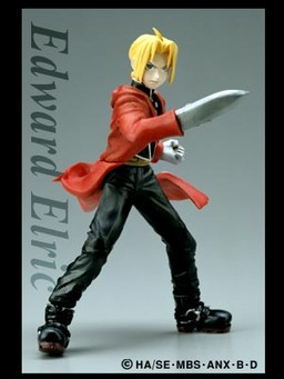 main photo of FMA Trading Arts Volume 2: Edward Elric