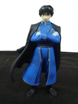 main photo of Real Figure Deluxe II: Roy Mustang