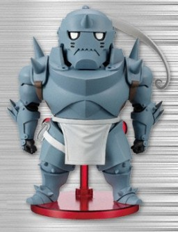 main photo of Deformation Maniac: Alphonse Elric
