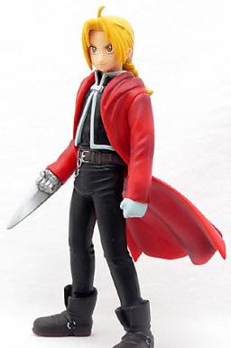 main photo of Real Figure Deluxe II: Edward Elric