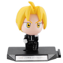 main photo of SD Mini Figure Collection 2: Edward Elric