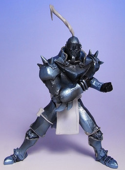 main photo of FMA Trading Arts Volume 1: Alphonse Elric