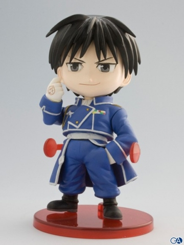 main photo of Deformation Maniac: Roy Mustang