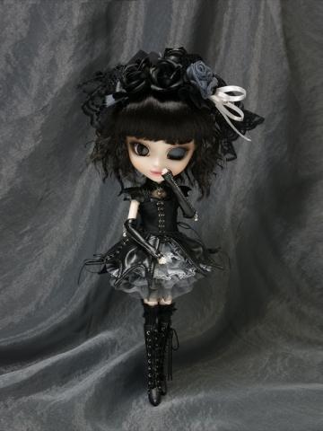 Pullip gothic lolita yuki chan my anime shelf - Dessin gothique ...