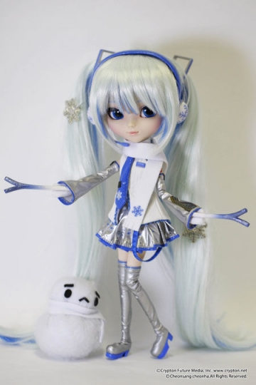 main photo of Pullip Snow Miku
