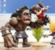 photo of Nendoroid Petite: Fate/stay Night Extension Set: Berserker