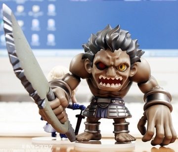 main photo of Nendoroid Petite Fate/stay Night Extension Set: Berserker