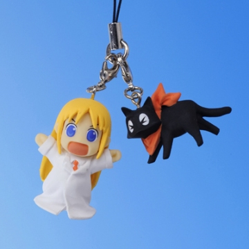 main photo of Nichijou Straps: Shinonome Hakase
