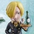 One Piece Collection The 9 Pirates: Sanji