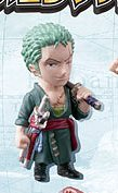 main photo of One Piece Collection The 9 Pirates: Roronoa Zoro