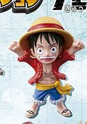 main photo of One Piece Collection The 9 Pirates: Monkey D. Luffy