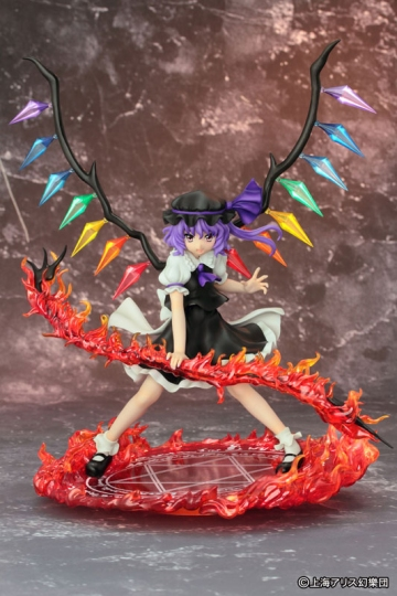 main photo of The Devil's Little Sister Flandre Scarlet Laevateinn Black Color ver.