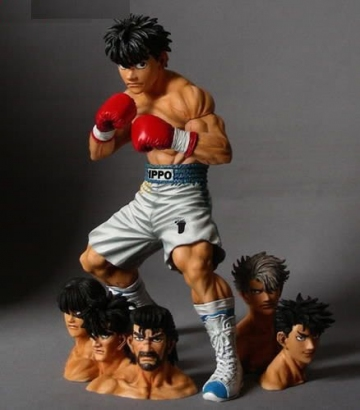 main photo of Real Figure Ippo Makunouchi Fighting Ver.