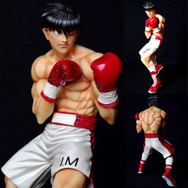 Hajime No Ippo News: Real Figure Ichiro Miyata Limited Edition