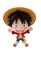 main photo of Deformeister Petit Vol 4: Monkey D. Luffy