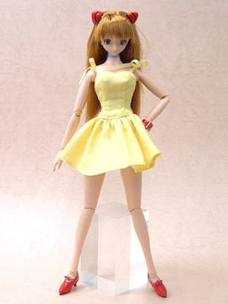main photo of Soryu Asuka Langley Yellow Dress Ver.