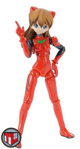 main photo of Custama-P Soryu Asuka Langley