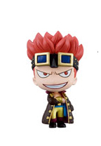 main photo of Deformeister Petit Vol 3: Eustass Kid