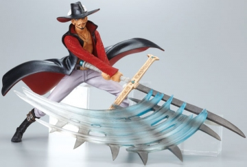 main photo of One Piece Attack Motions Vol 4: Mihawk