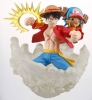 photo of Stacking Vignette: Luffy, Chopper