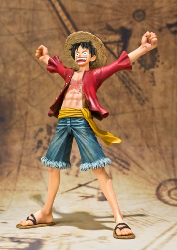 main photo of Figuarts Zero Monkey D.Luffy New World Ver.