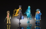 photo of Figure Collection Galaxy Express 999 Part.1: Hoshino Tetsuro