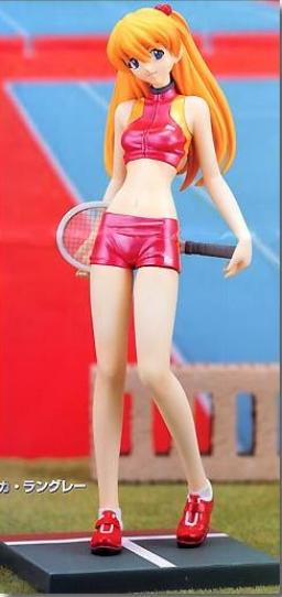 main photo of Soryu Asuka Langley Tennis Ver.