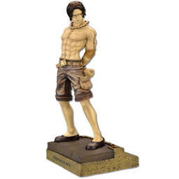 main photo of Ichiban Kuji One Piece ~Marineford Hen~: Portgas D. Ace Marineford Chapter Sepia Ver.